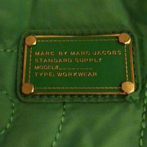 Marc Jacobs nylon workwear tote